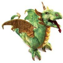 Folkmanis - Puppets - 2812 - Marionnette Et ThÉÂTRE - Wyvern Dragon
