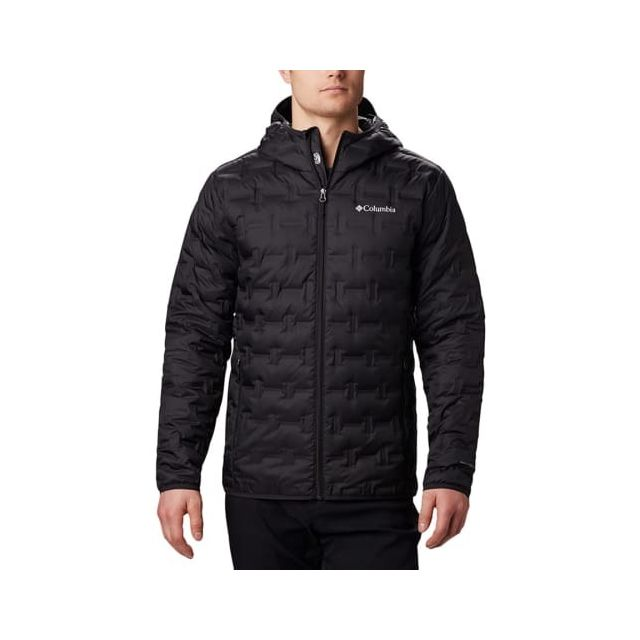 Veste Delta Ridge Down Hooded noir