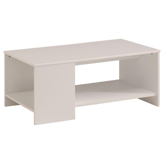 last meubles table basse orizon chez rue du commerce. Black Bedroom Furniture Sets. Home Design Ideas