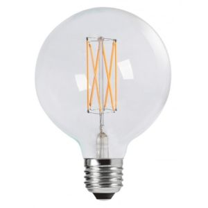kosilum ampoule filament led e27 globe pas cher achat vente ampoules led rueducommerce. Black Bedroom Furniture Sets. Home Design Ideas