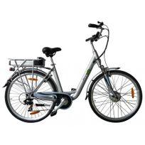Innowin - Vélo à assistance électrique Belair Ii premium argent - 36V - 26 pouces