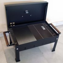 Imor - Barbecue à poser charbon de bois Alhambra