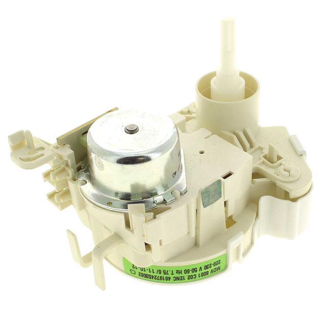 Bauknecht Micromoteur de soupape de distribution pour Lave-vaisselle , Lave-vaisselle Laden, Lave-vaisselle Whirlpool, Lave-vaisse
