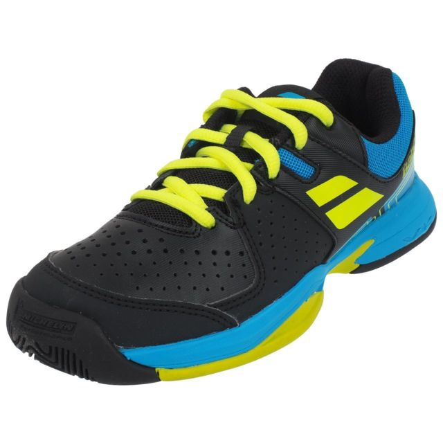 Ac Chaussures 83214 Pulsion Junior Noir Tennis Cud Pas Babolat c3ALqS4jR5
