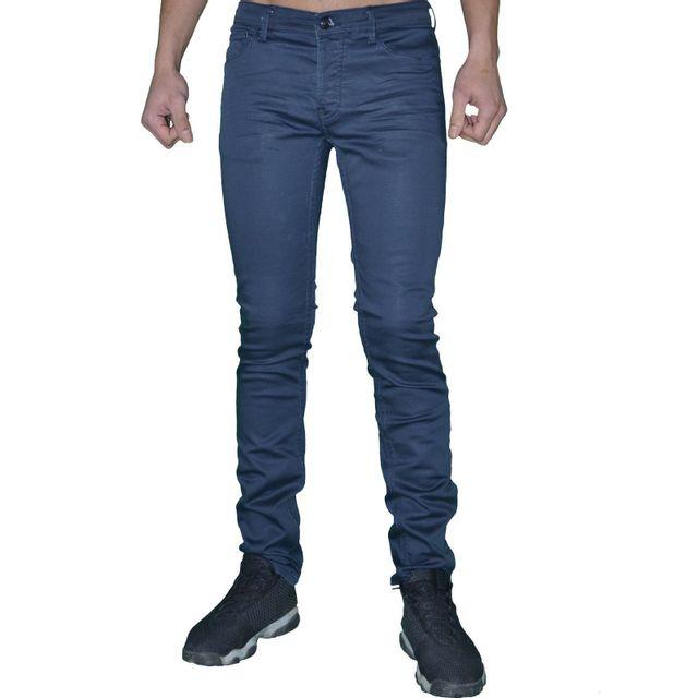 Armani - En Solde - Jeans - Jean - Homme - J45 Slim Fit - Navy - pas ... 0882c96cb1a
