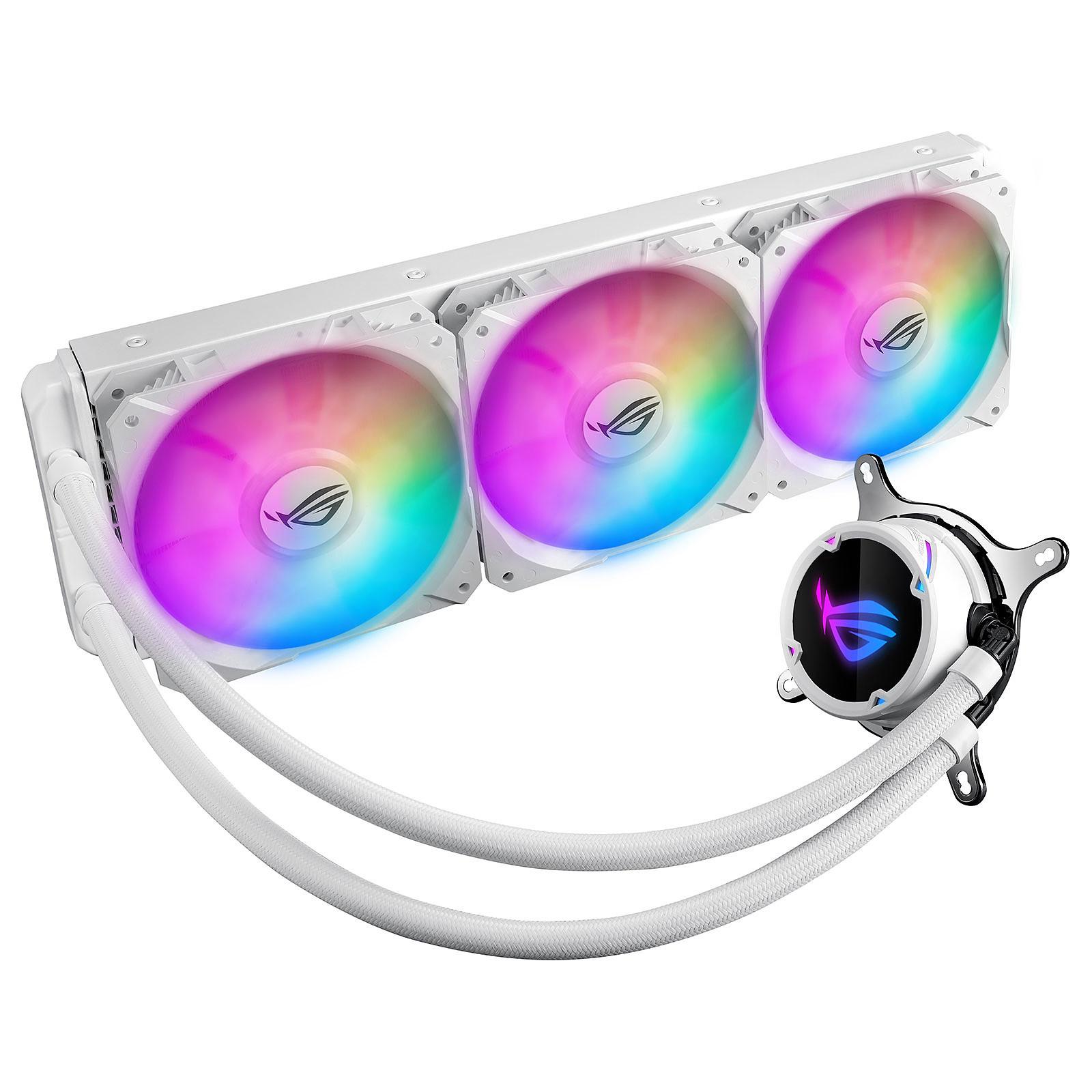 ROG STRIX LC 360 - White Edition - RGB - 380 mm