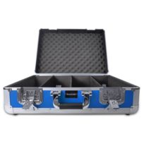 Soundlab - Flight-case EuroStyle Bleu 150CD G073DB