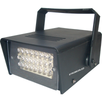 Ibiza Light - Strobe20LED Mini stroboscope a 24 led