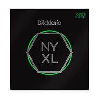 D'Addario - Nyxl0838 08/38 Extra Super Light