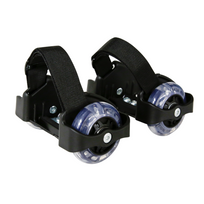 RUE DU COMMERCE - Flashing Roller - Roues arrière lumineuses à attacher aux chaussures - OD100133