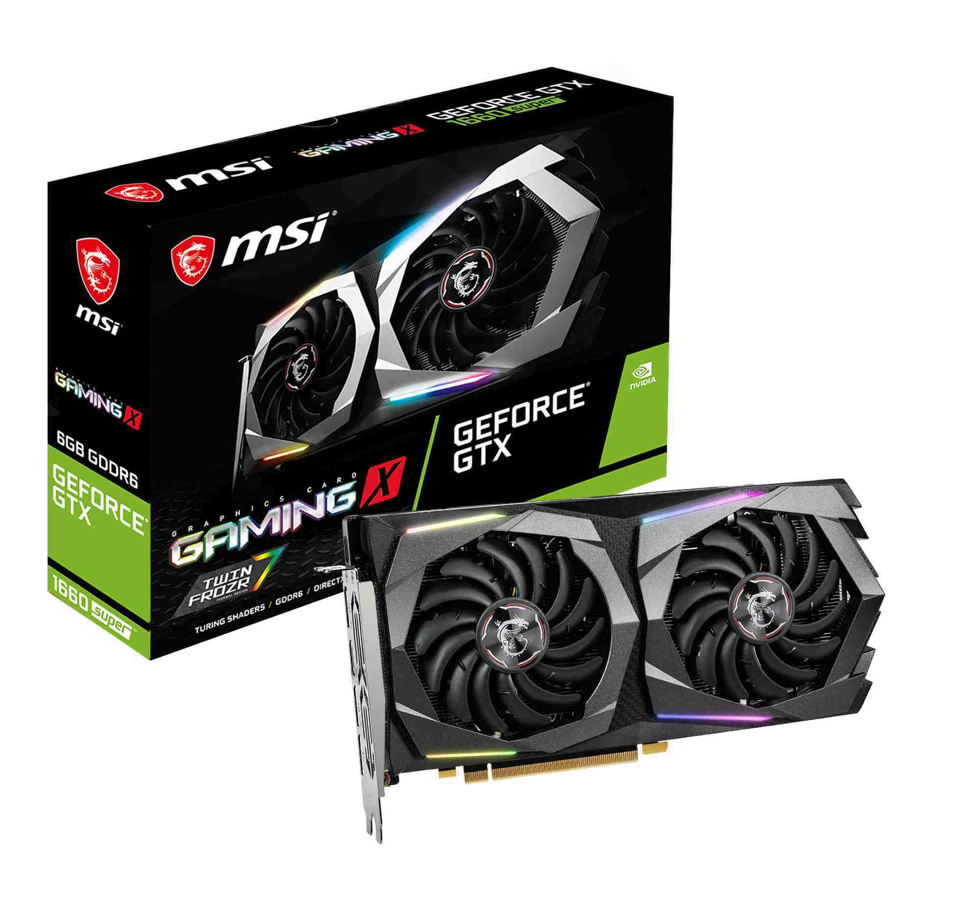 Carte graphique Radeon RX 5700 Gaming X8 Go MSI