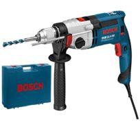 Bosch - Perceuse à percussion OUTILLAGE GSB 21-2 RE +coffret de transport Professional- 060119C500