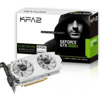 KFA2 - GeForce 1050 Ti EXOC White 4GB