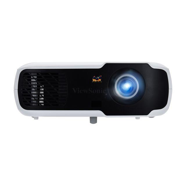 VIEWSONIC Vidéoprojecteur - PA502X PA502XProjecteur XGA DLP 3500 lumensJusqu'à 3500 lumens de luminosité avec un ratio de contraste de 22 000:1 pour des présentations lumineuses et nettes Jusqu'à 15 000 heures de dur&eacu