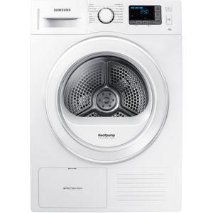 samsung dv80f5e5hgw 8kg pompe a chaleur achat s che linge condensation a. Black Bedroom Furniture Sets. Home Design Ideas