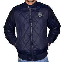 Geographical Norway - Db7 - Blouson Court Bombers - Homme - Borekas - Navy
