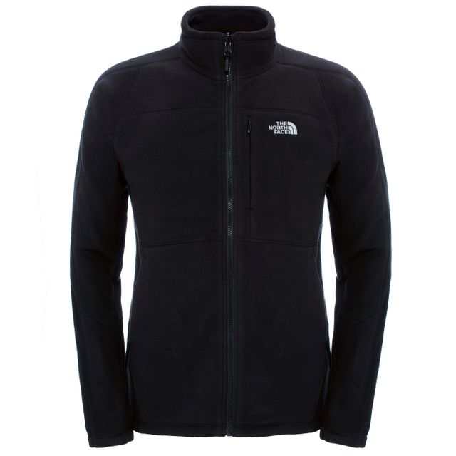 5af2ed16b0 The north face - 200 Shadow Full Zip - Sweat-shirt - noir - pas cher Achat  / Vente Gilets, polaires - RueDuCommerce
