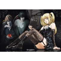 Abysscorp - Death Note Poster Misa, L & Light