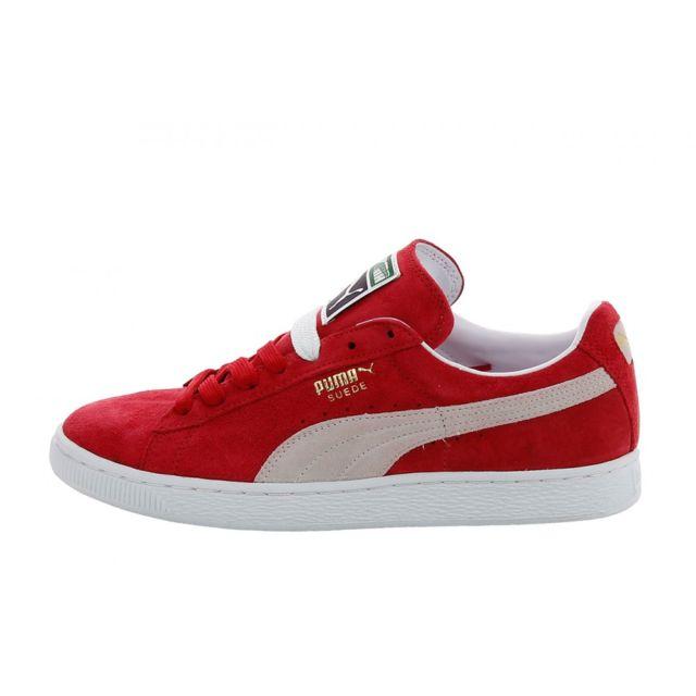230e494c156 Puma - Basket Suede Classic - Ref. 352634-05 - pas cher Achat   Vente  Baskets homme - RueDuCommerce