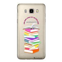 La Coque Francaise - Coque transparente Livres pour Samsung Galaxy J5 2016