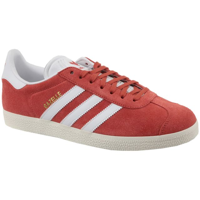 adidas gazelle rouge orange