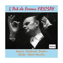 Tahra - Mozart : Ctos. Brahms : Symph. Variations Tchaikovski : Concerto Pour Violon