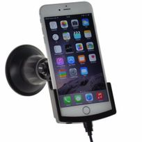 Kram - Fix2Car support actif pour iPhone 6s Plus avec datacable and usb carcharger