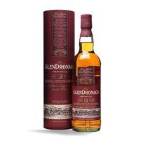 Glendronach - Whisky Original 12 Ans - 70cl