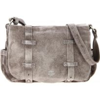 Mila Louise Maroquinerie - Sac Bandouliere Bess Croute – Cuir
