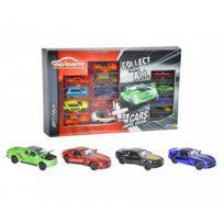 Majorette - Voitures : Gift Pack : 13 véhicules dont 4 en édition limitée