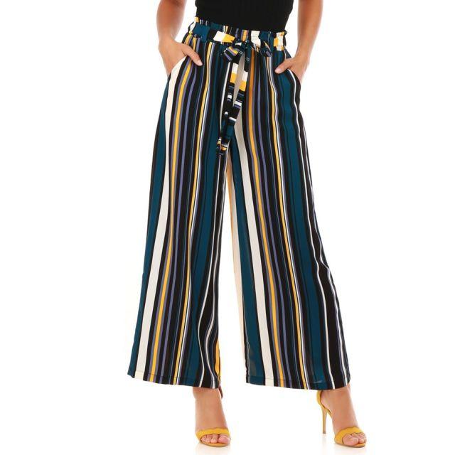 pantalon large ou pas