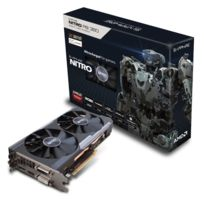 Carte graphique - SAPPHIRE NITRO R9 380 2G PCI-E LITE - Reconditionné