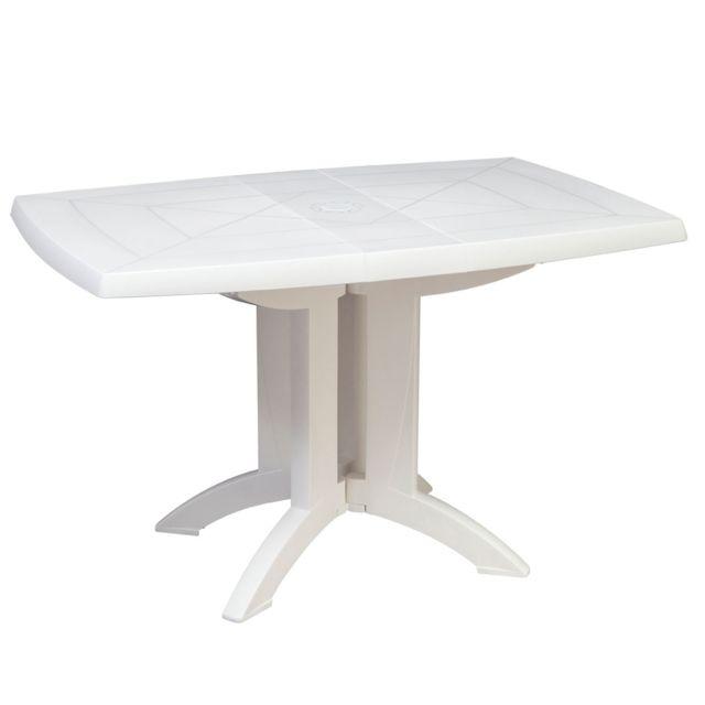 pliante jardin Achat cher pas Table de Grosfillex Vega Tl1JKFc