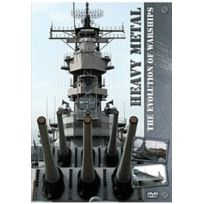 Simply Home Entertainment - Heavy Metal - The Evolution Of Warships IMPORT Dvd - Edition simple