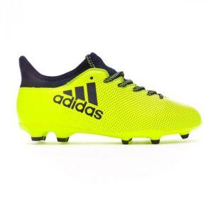 Adidas - X 17.3 FG enfant Solar yellow-Legend ink