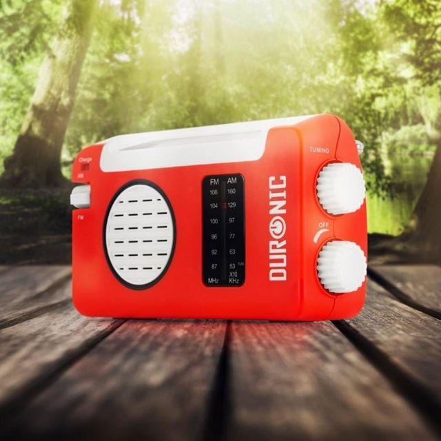 Hybrid Radio solaire dynamo Usb appareil d'urgence parfait pour loisirs d'extérieurs