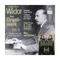 Mdg - Widor: Complete Organ Works Vol. 4