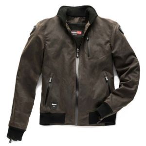 blauer blouson moto textile indirect homme coton huil imperm able hiver t bronze 2xl pas. Black Bedroom Furniture Sets. Home Design Ideas