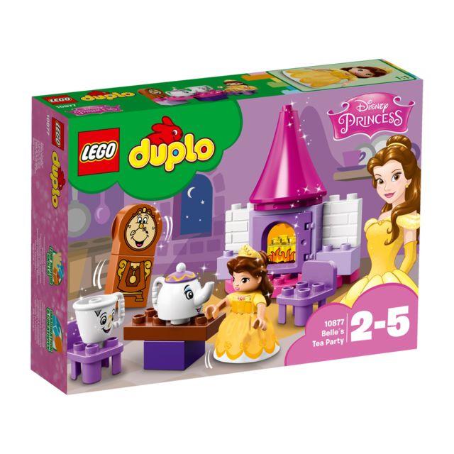 Lego 10877 Duplo® Disney Princess : Le goûter de Belle