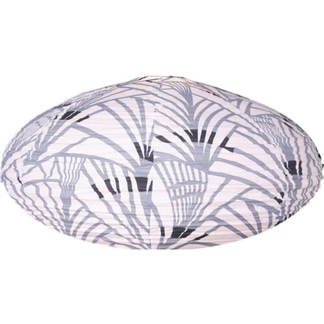GONG Suspension ovale 80cm Africa Grey