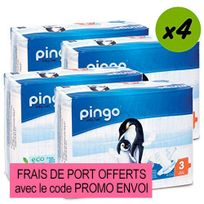 Pingo - Couches T3 4/9kg 176 couches