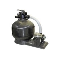 Water Clip - Filtration à Sable 18'' Filamentaire 8m3/h P:550W