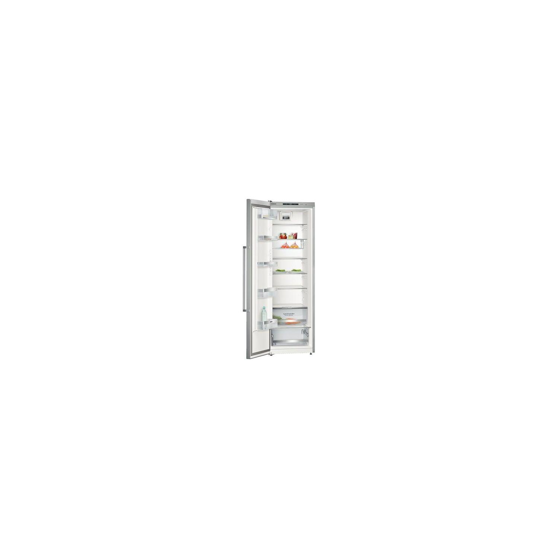SIEMENS  Réfrigérateur 1 Porte 60cm 346l A+++ Brassé Inox   Ks36vai41