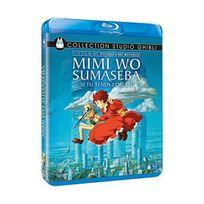 Studio Ghibli - Mimi wo sumaseba Si tu tends l'oreille, Blu-ray
