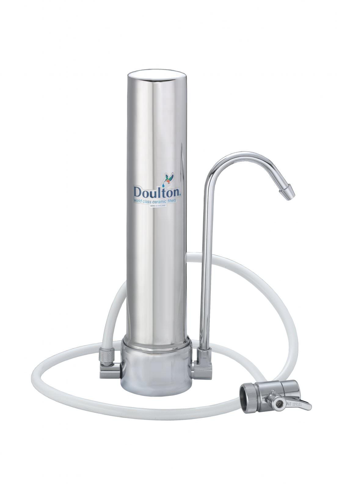 Aqua-techniques - Filtre sur évier Doulton Hcs
