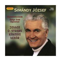 Hungaroton Classics - Jozsef simandy chansons d'operettes