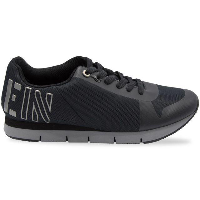 e82a40d39fd Calvin Klein - Basket Jabre - pas cher Achat   Vente Baskets homme -  RueDuCommerce