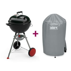 weber barbecue kettle plus 47 cm housse pas cher. Black Bedroom Furniture Sets. Home Design Ideas