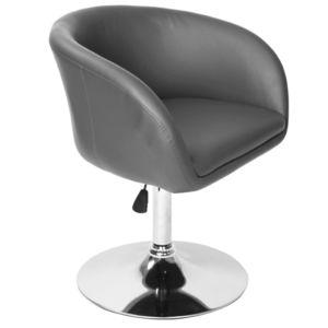 Helloshop Fauteuil Chaise Siège Lounge Design Pivotant Réglable - Siege fauteuil design