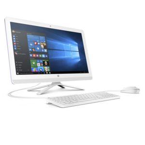 HP - 24-G011NF - Blanc